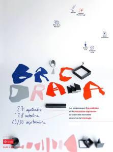 Affiche Bricodrama 2017 (1e essai)