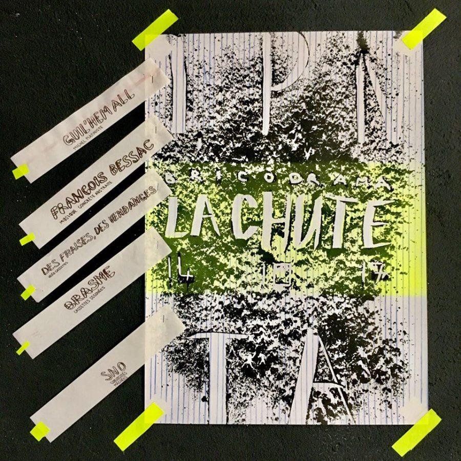 «La Chute», le 14.10.2017!